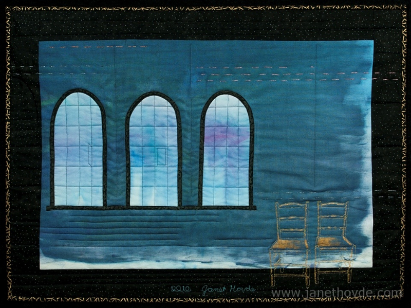 Windows of Possibilities, 2010, H 20