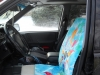 Touch of Sunshine, Cover for magnetic car seat insert