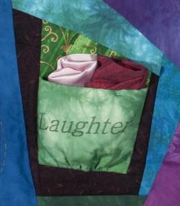 I Choose, detail Copyright 2012 Janet Hovde