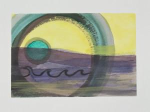 Sunrise, copyright 2013 Janet Hovde